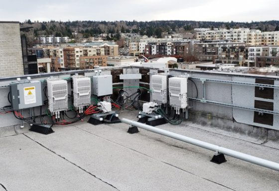 Rooftop Installation 2
