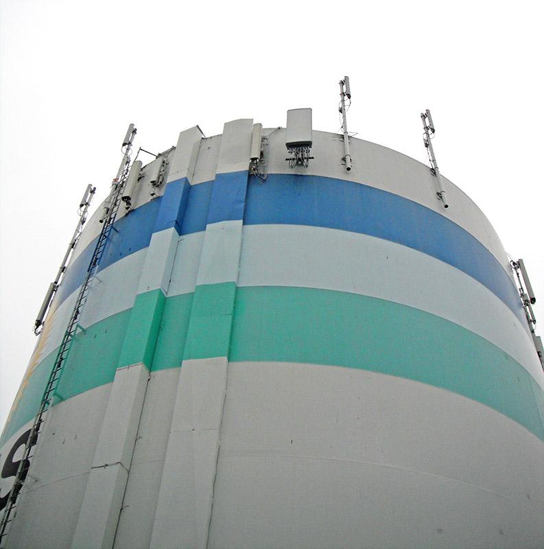 Water Tank Installation 2